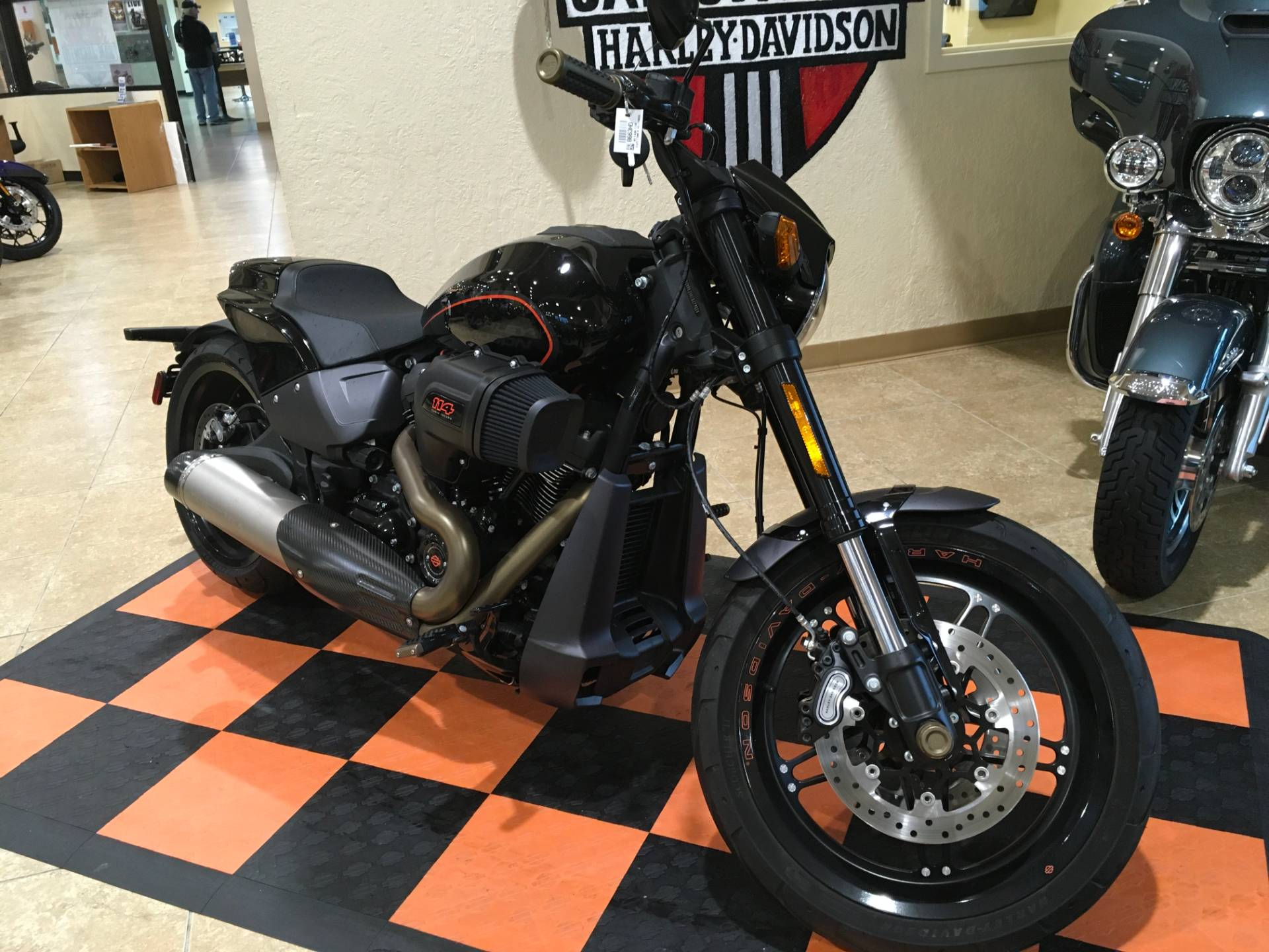 2019 Harley-Davidson FXDR™ 114 in Pasadena, Texas - Photo 3