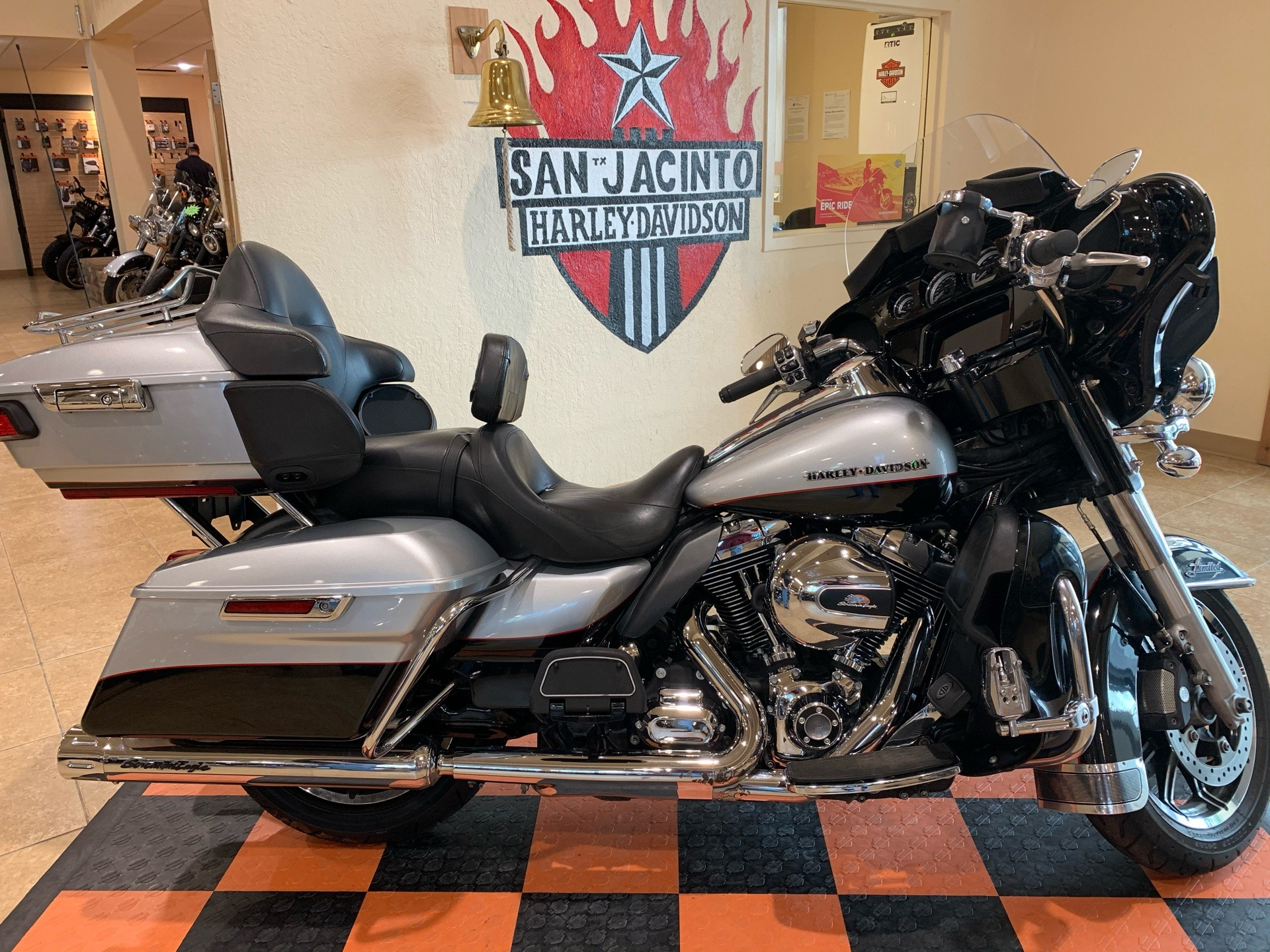 2015 Harley-Davidson Ultra Limited in Pasadena, Texas - Photo 1