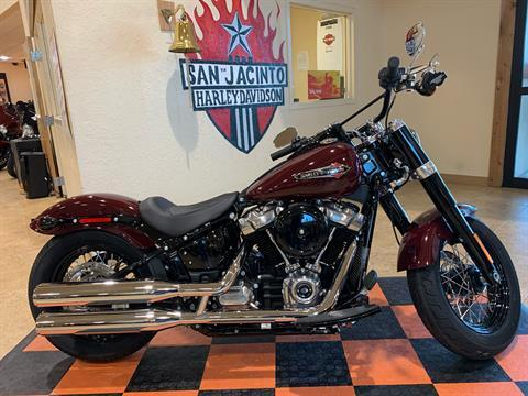 2020 Harley-Davidson Softail Slim® in Pasadena, Texas