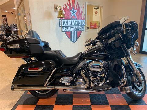 2014 Harley-Davidson ELECTRA GLIDE ULTRA LIMITED in Pasadena, Texas - Photo 1