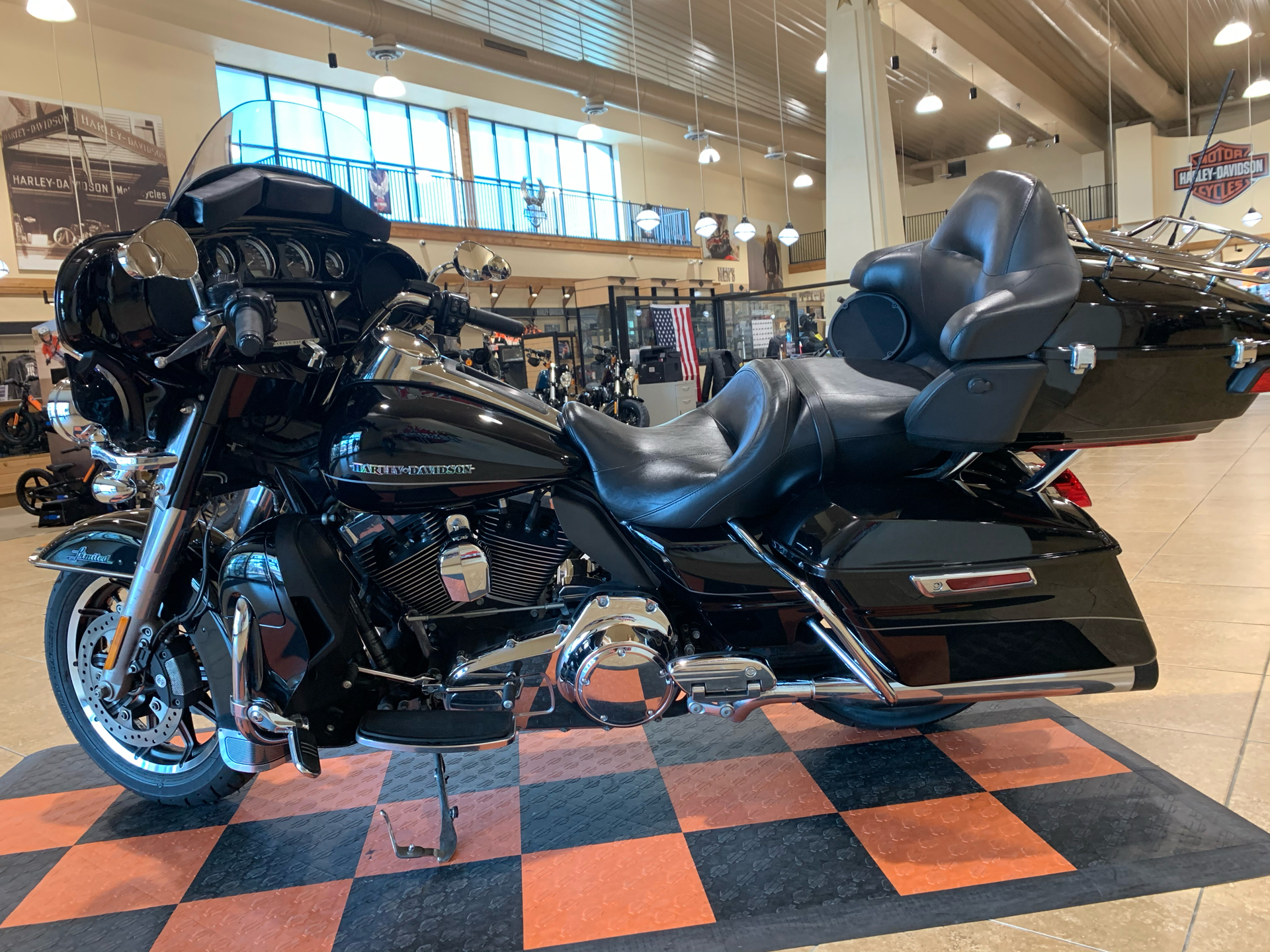 2014 Harley-Davidson ELECTRA GLIDE ULTRA LIMITED in Pasadena, Texas - Photo 4
