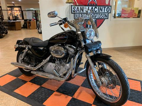 2008 Harley-Davidson Sportster 883 Custom in Pasadena, Texas - Photo 2