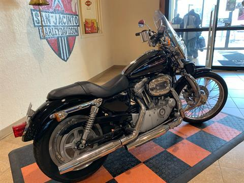 2008 Harley-Davidson Sportster 883 Custom in Pasadena, Texas - Photo 3