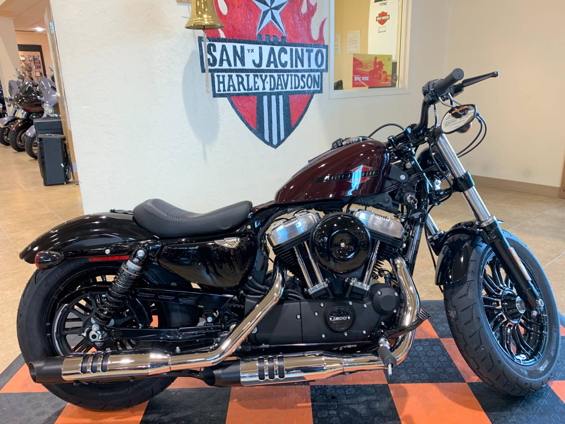 2021 Harley-Davidson Forty-Eight® in Pasadena, Texas
