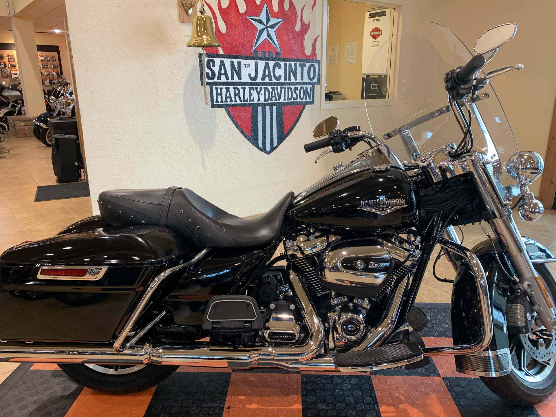 2019 Harley-Davidson Road King® in Pasadena, Texas - Photo 1