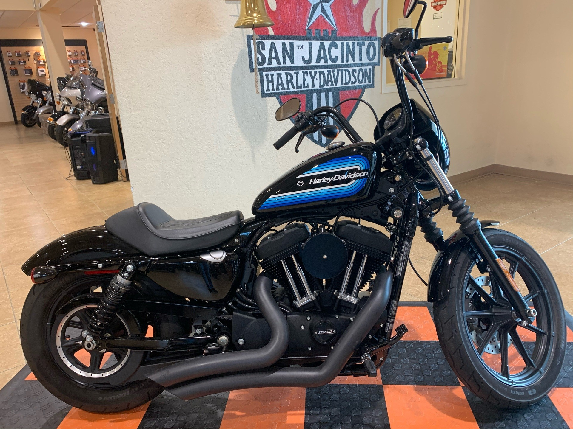 2019 Harley-Davidson Iron 1200™ in Pasadena, Texas - Photo 1