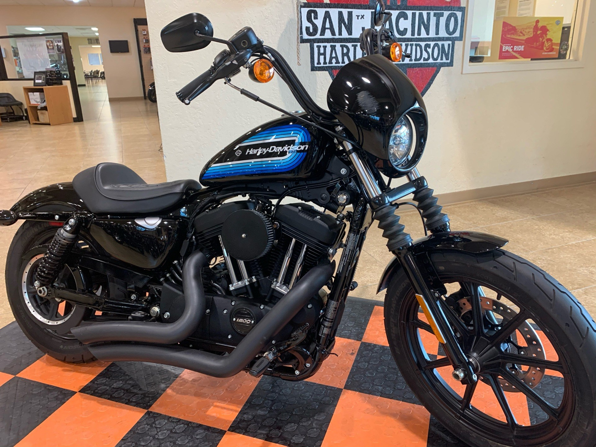 2019 Harley-Davidson Iron 1200™ in Pasadena, Texas - Photo 2