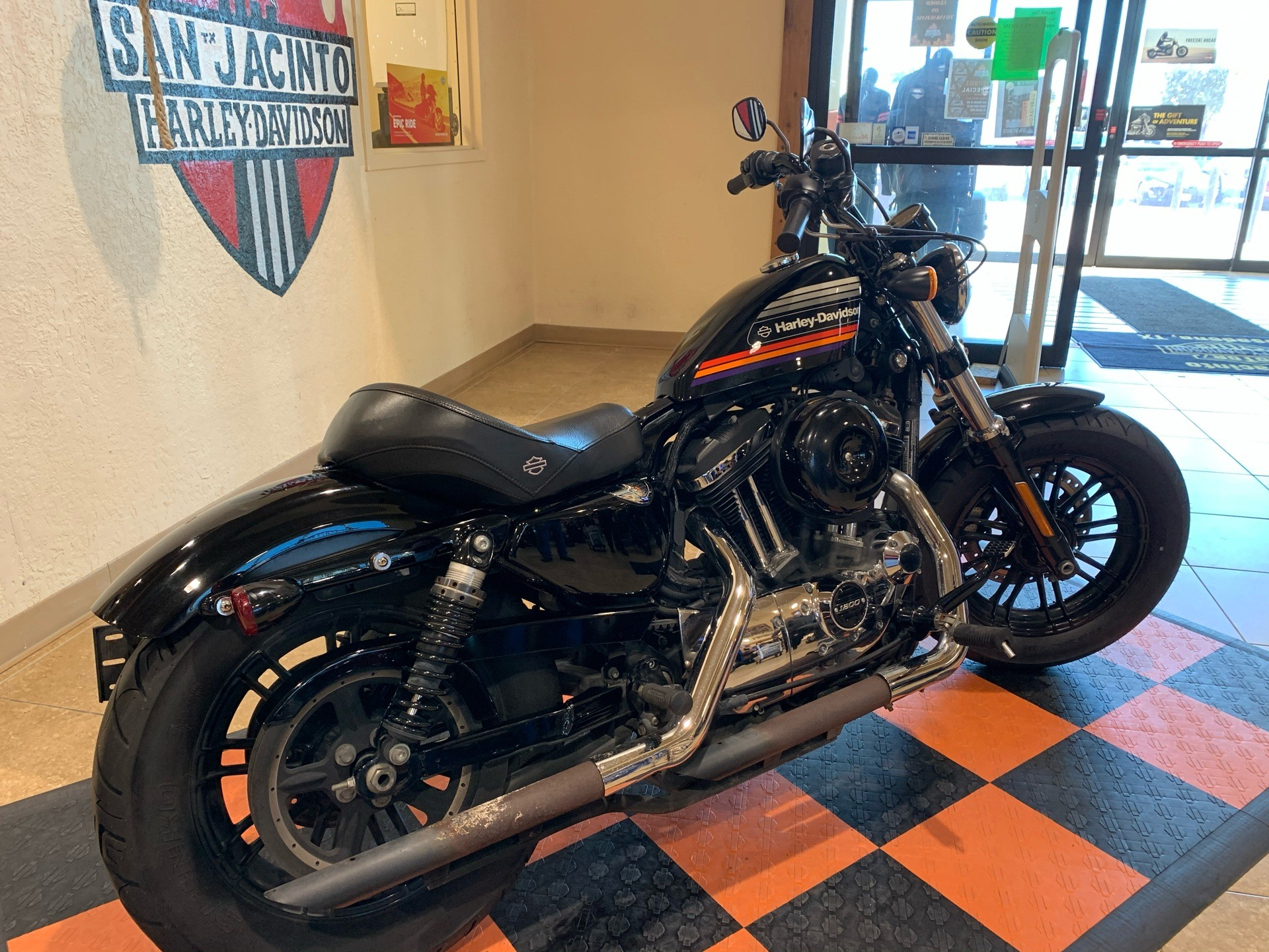 2018 Harley-Davidson Forty-Eight® Special in Pasadena, Texas - Photo 3