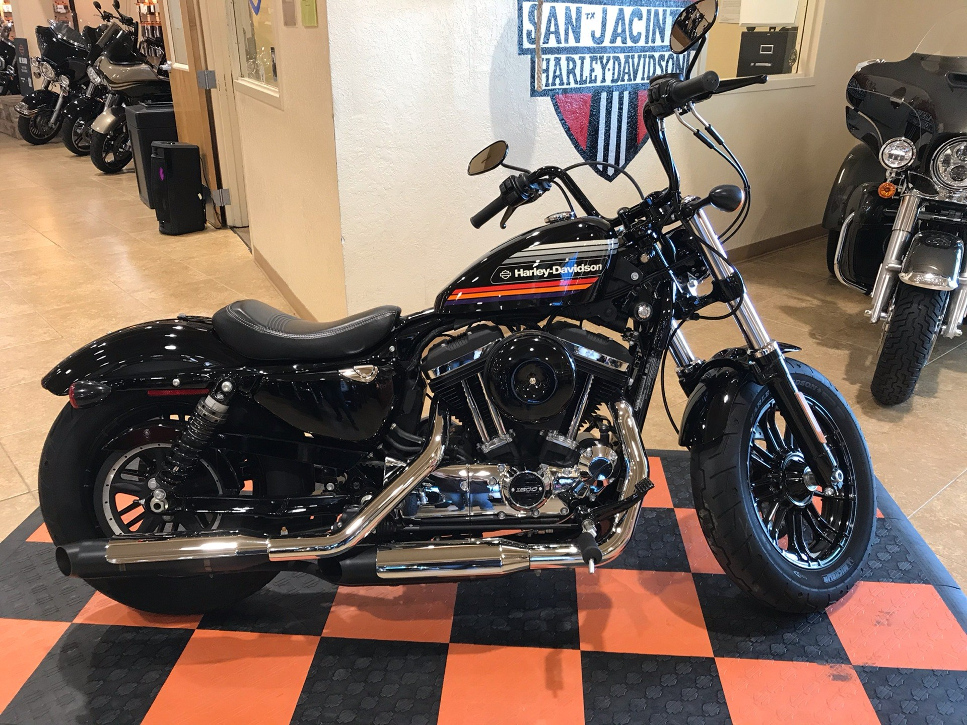 2018 Harley-Davidson Forty-Eight® Special in Pasadena, Texas - Photo 1