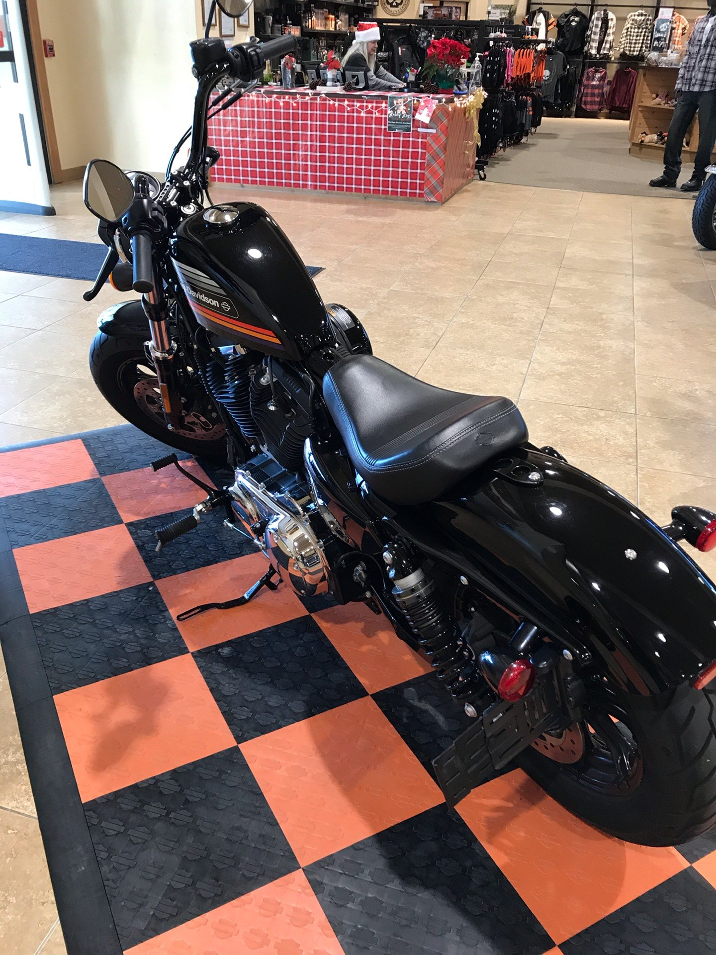 2018 Harley-Davidson Forty-Eight® Special in Pasadena, Texas - Photo 4