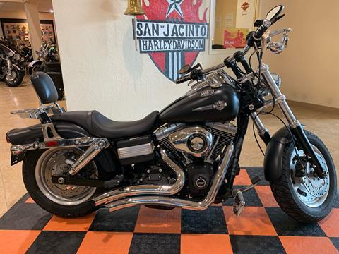 2013 Harley-Davidson Dyna® Fat Bob® in Pasadena, Texas - Photo 1