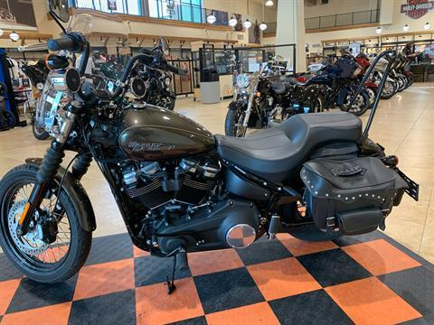 2020 Harley-Davidson Street Bob® in Pasadena, Texas - Photo 4