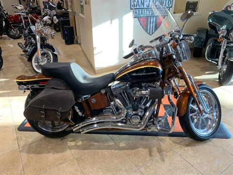 2008 Harley-Davidson CVO™ Screamin' Eagle® Softail® Springer® in Pasadena, Texas - Photo 1