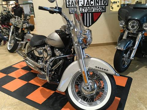 2018 Harley-Davidson Softail® Deluxe 107 in Pasadena, Texas - Photo 3