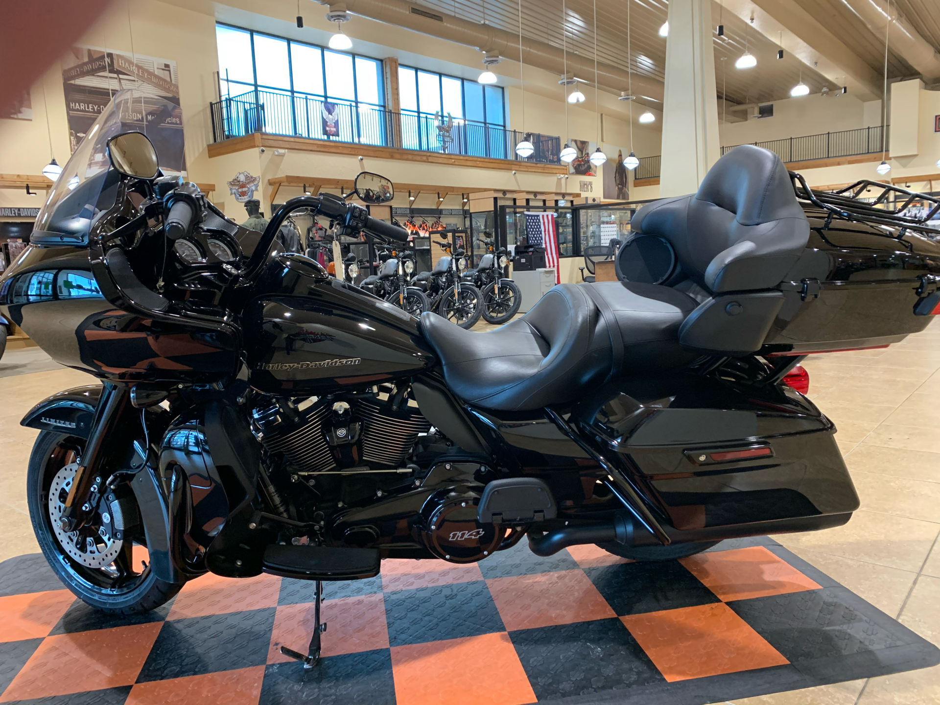 2020 Harley-Davidson Road Glide® Limited in Pasadena, Texas - Photo 4