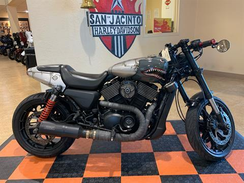 2017 Harley-Davidson Street Rod® in Pasadena, Texas - Photo 1