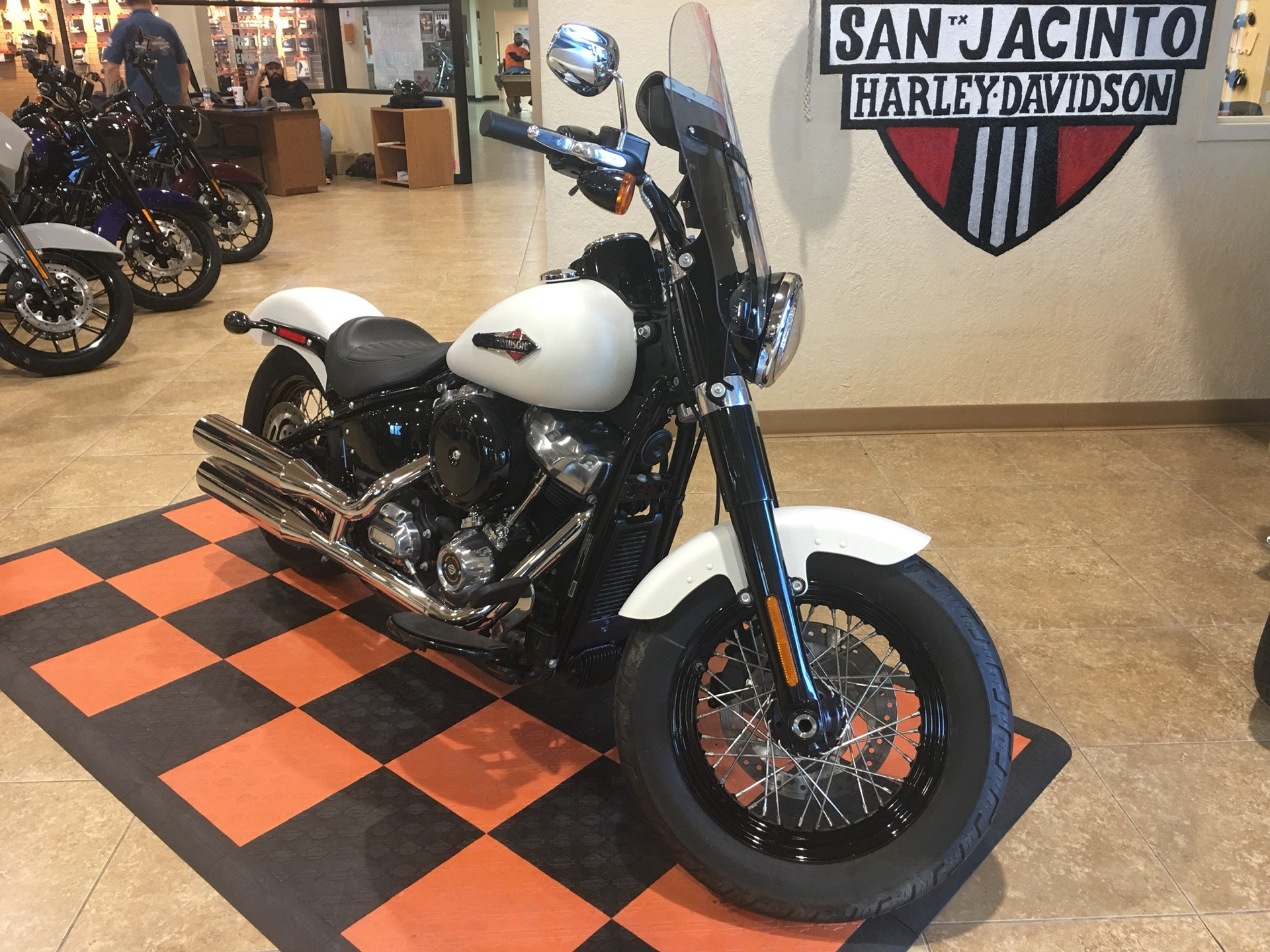 2019 Harley-Davidson Softail Slim® in Pasadena, Texas - Photo 1