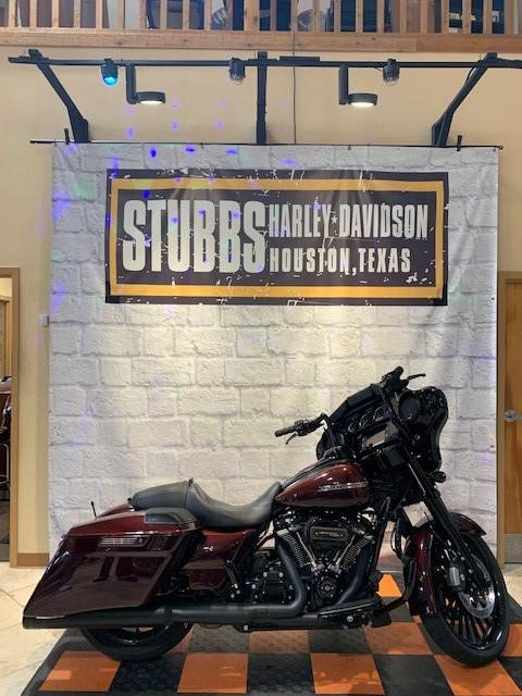2018 Harley-Davidson STREETGLIDE SPECIAL in Houston, Texas - Photo 5