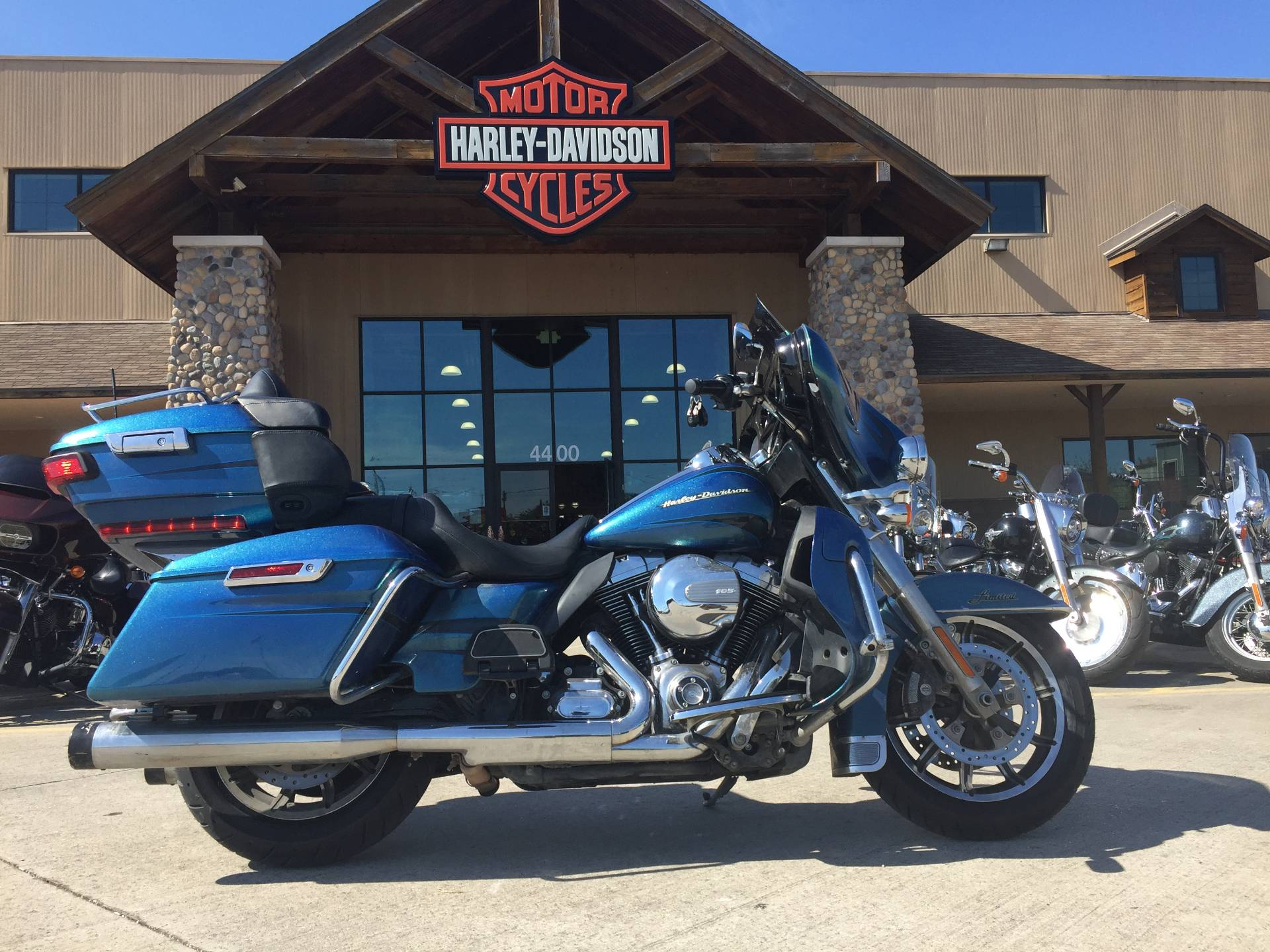 2014 Harley-Davidson ELECTRA GLIDE ULTRA LIMITED in Houston, Texas