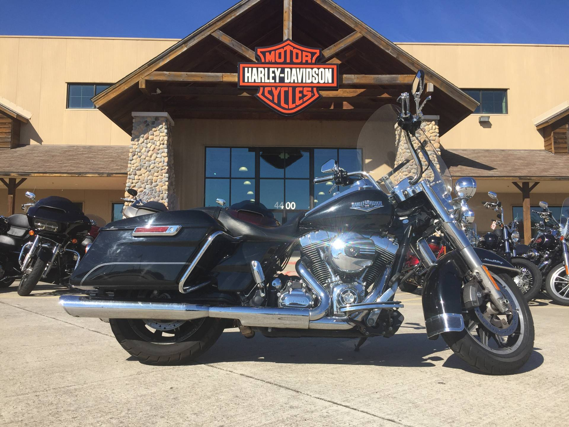 2016 Harley-Davidson ROAD KING in Houston, Texas - Photo 1