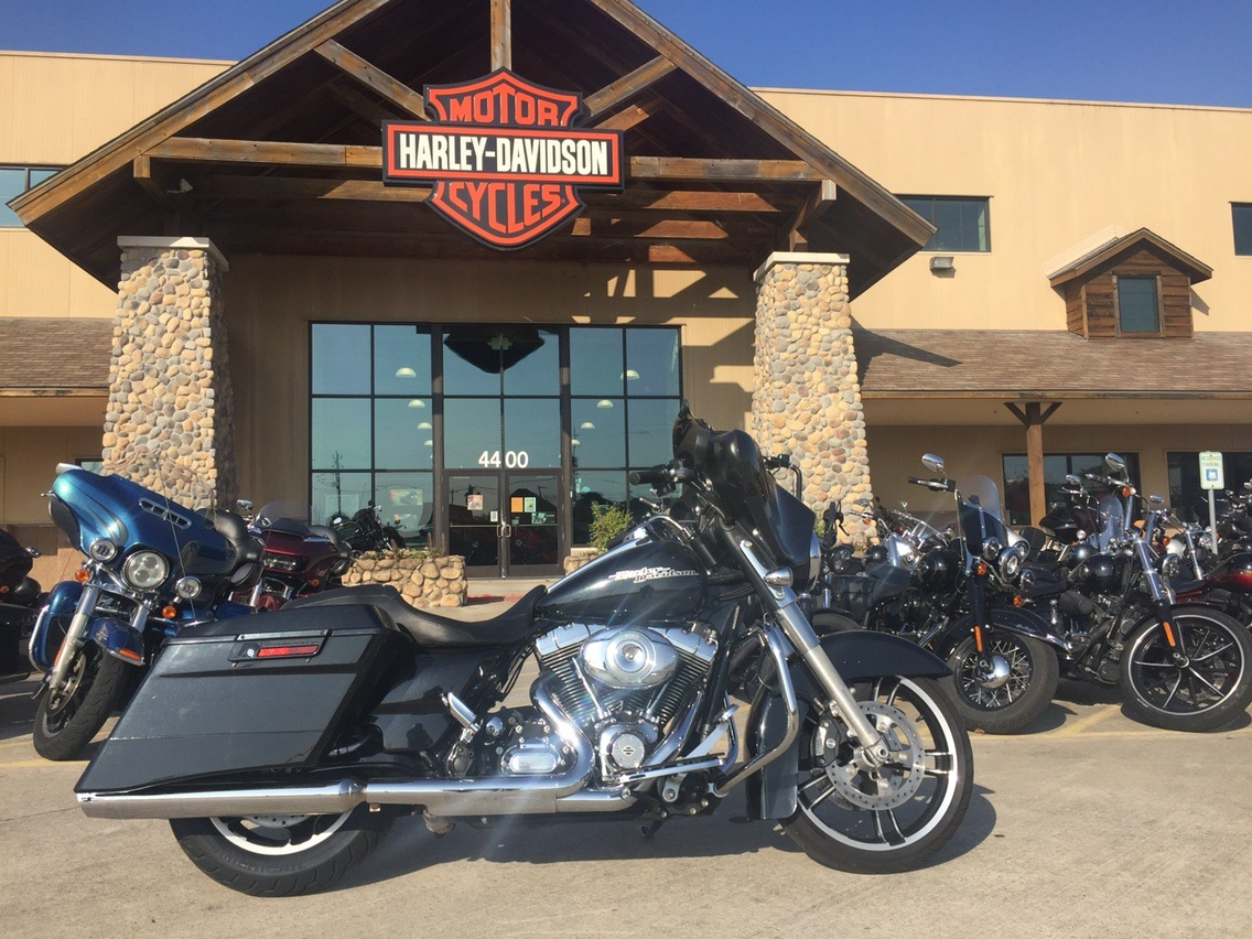 2013 Harley-Davidson Street Glide® in Houston, Texas - Photo 1