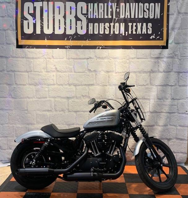 2020 Harley-Davidson IRON 1200 in Houston, Texas - Photo 1