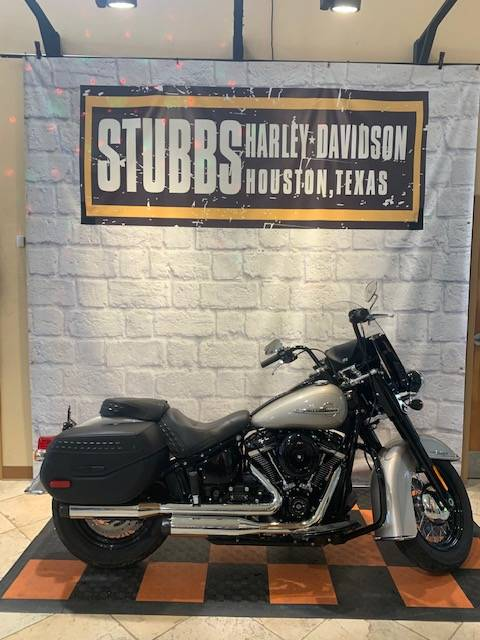 2018 Harley-Davidson SOFTAIL HERITAGE in Houston, Texas - Photo 1