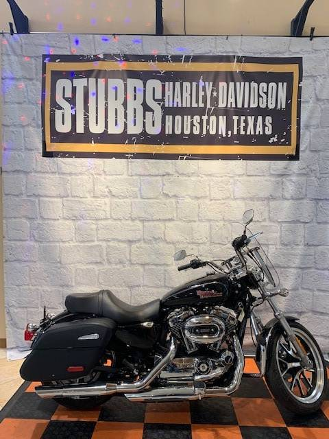 2014 Harley-Davidson XL1200T SUPERLOW in Houston, Texas - Photo 1