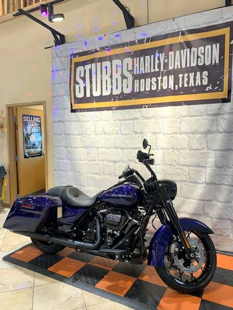 2020 Harley-Davidson ROAD KING SPECIAL in Houston, Texas - Photo 2