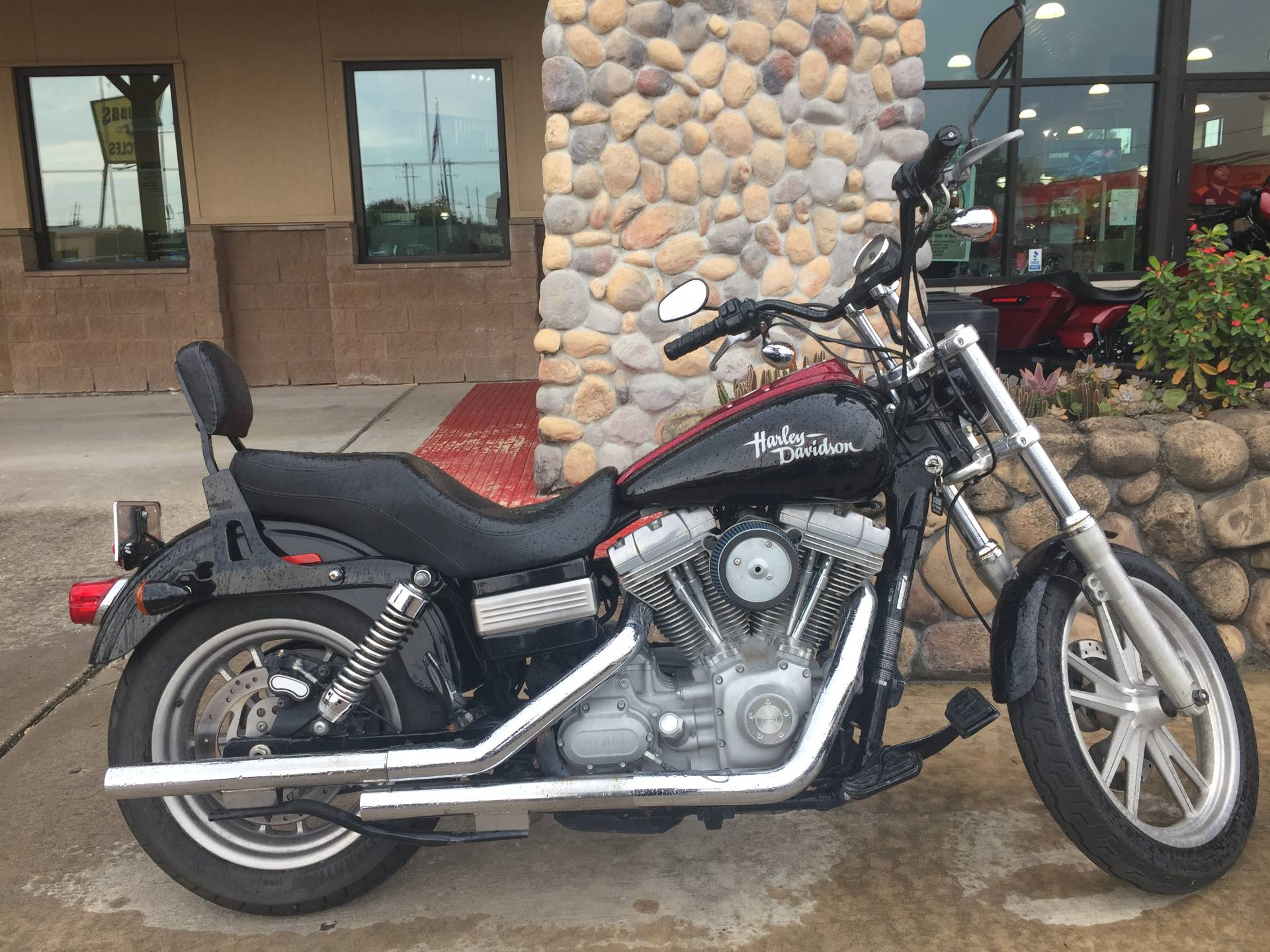 2009 Harley-Davidson DYNA SUPERGLIDE in Houston, Texas