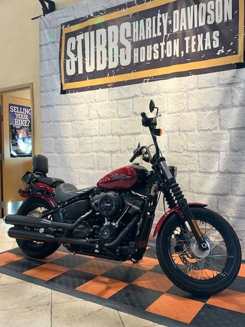 2020 Harley-Davidson STREET BOB in Houston, Texas - Photo 3