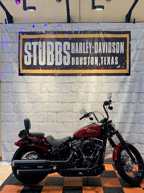 2020 Harley-Davidson STREET BOB in Houston, Texas - Photo 1