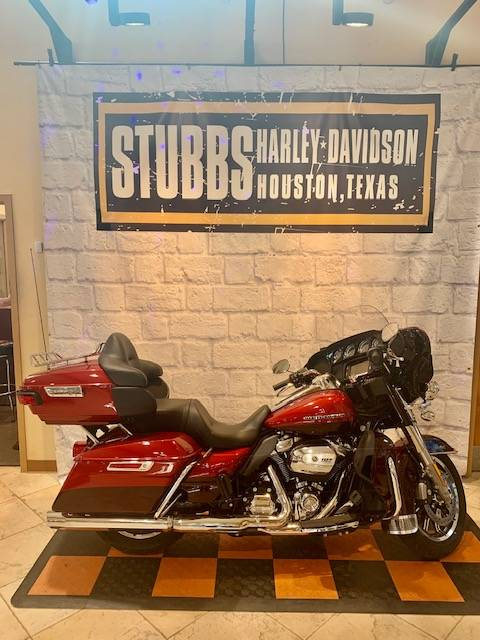 2018 Harley-Davidson LIMITED LOW in Houston, Texas - Photo 1