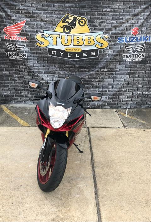 2018 Suzuki GSX-R750 in Houston, Texas - Photo 2