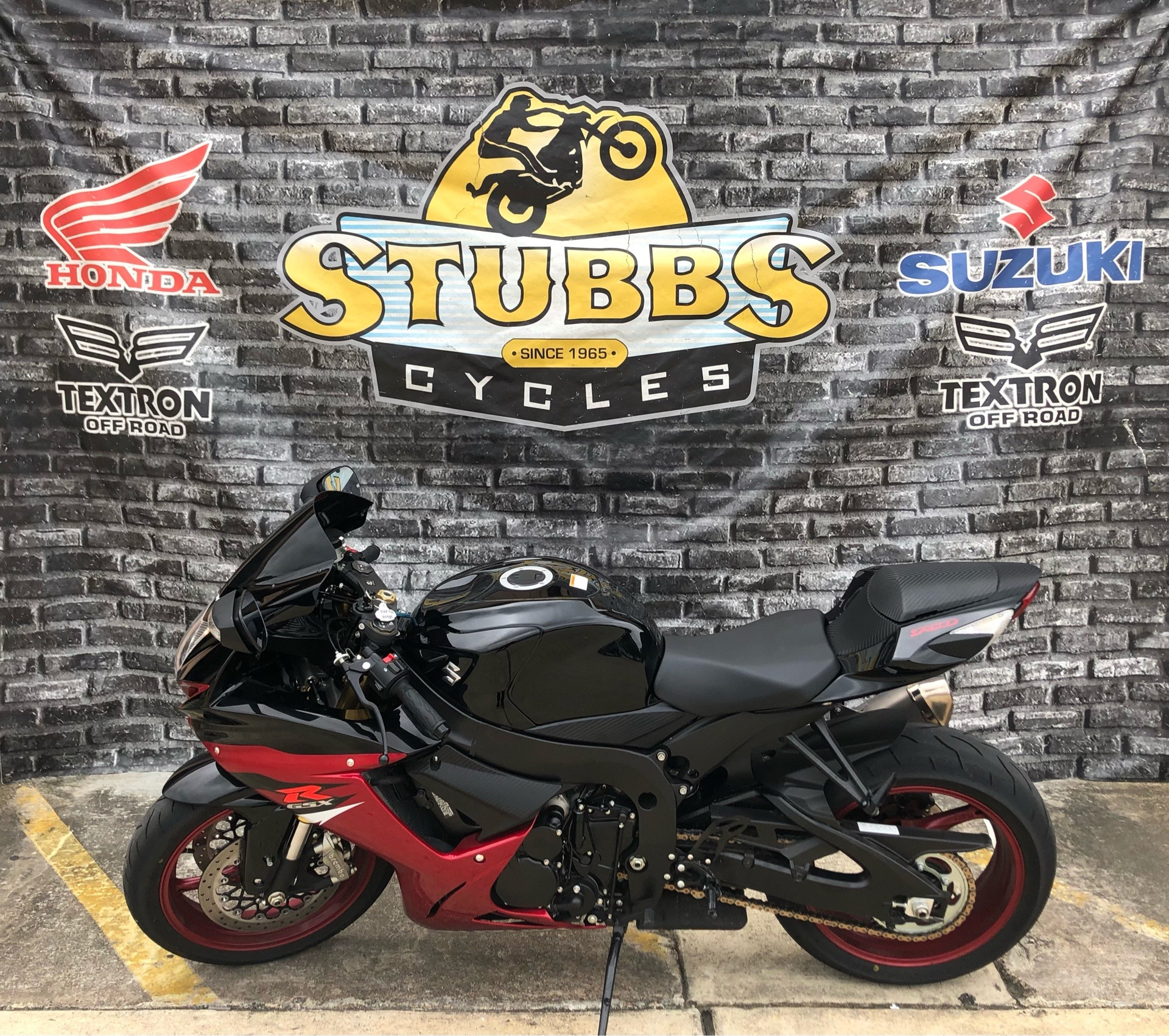 2018 Suzuki GSX-R750 in Houston, Texas - Photo 4