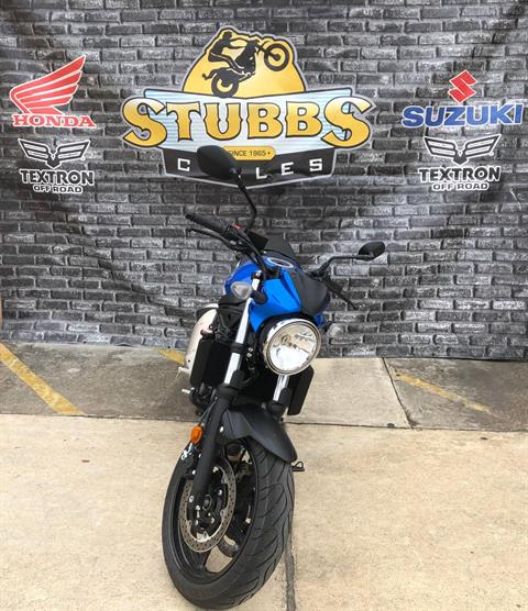 2018 Suzuki SV650 in Houston, Texas - Photo 2