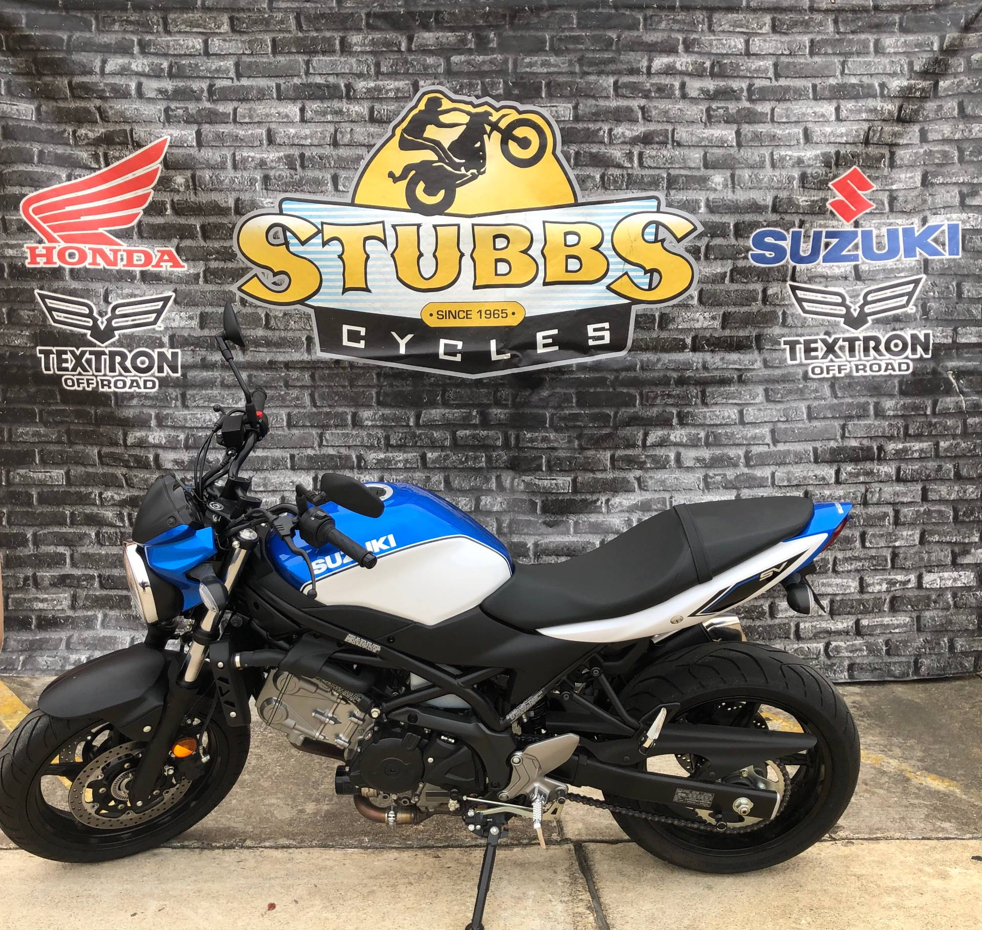2018 Suzuki SV650 in Houston, Texas - Photo 3