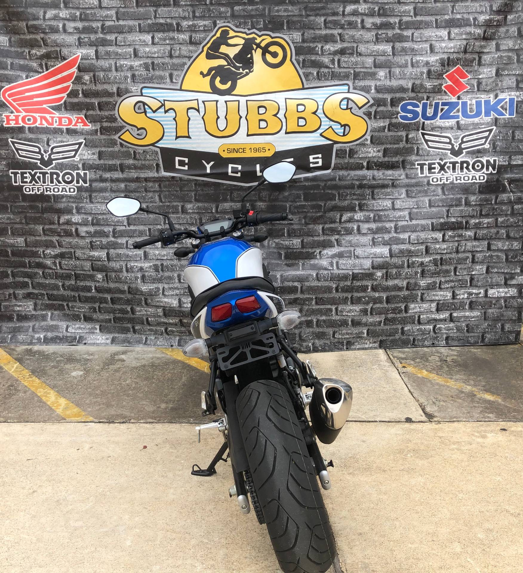 2018 Suzuki SV650 in Houston, Texas - Photo 4