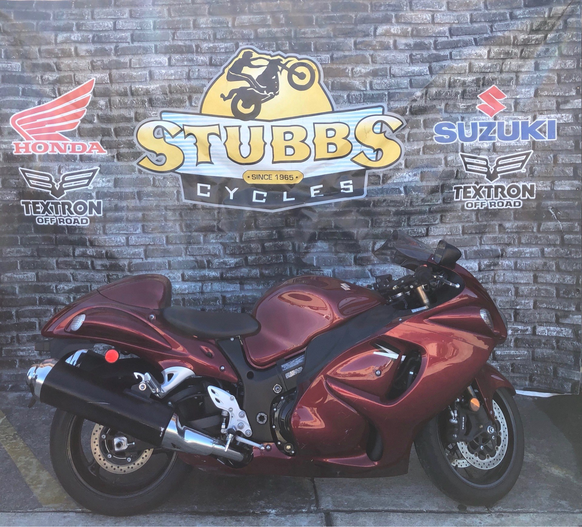 2012 Suzuki Hayabusa in Houston, Texas - Photo 1