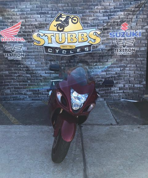 2012 Suzuki Hayabusa in Houston, Texas - Photo 2