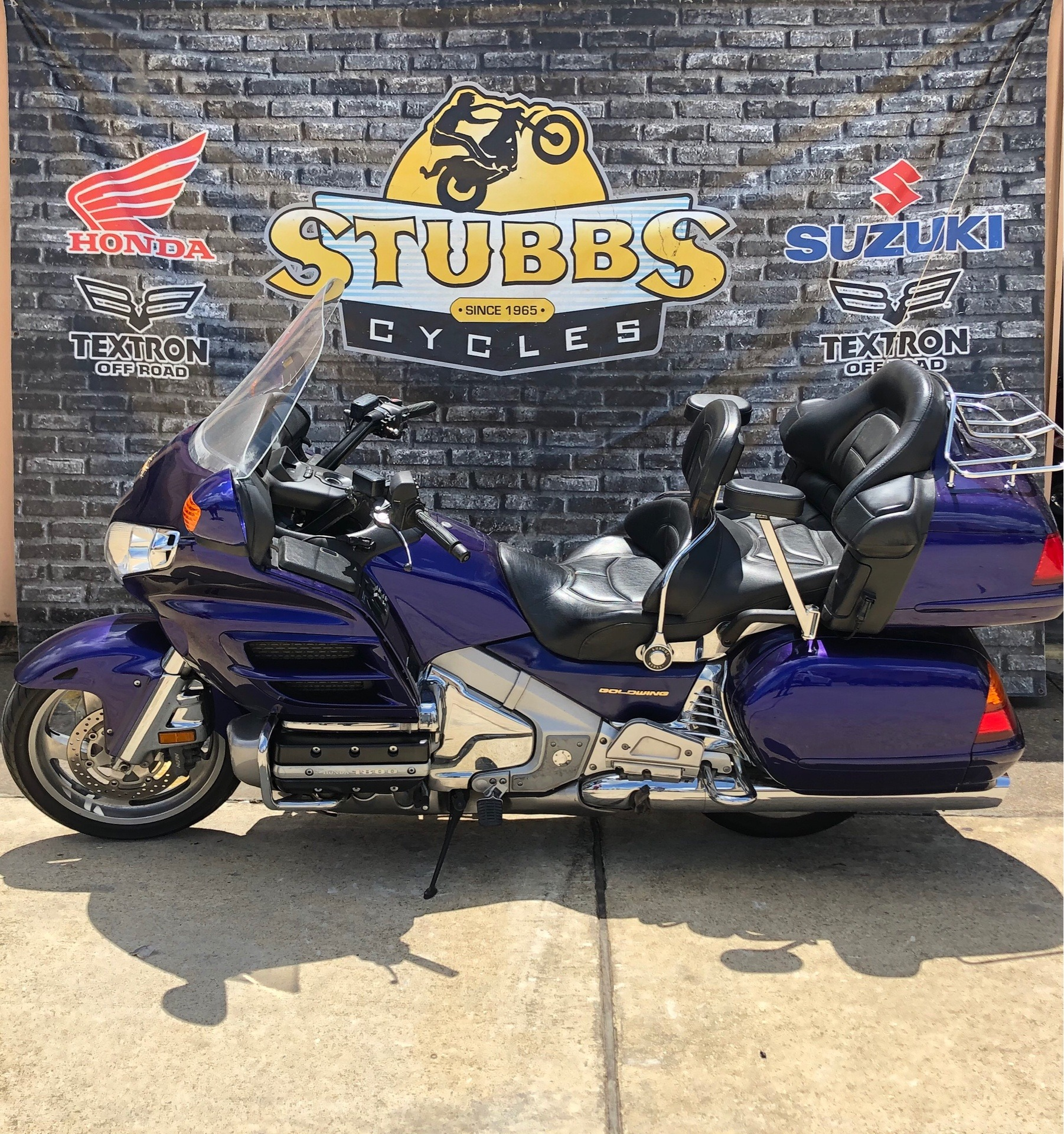 2003 Honda Gold Wing in Houston, Texas - Photo 3