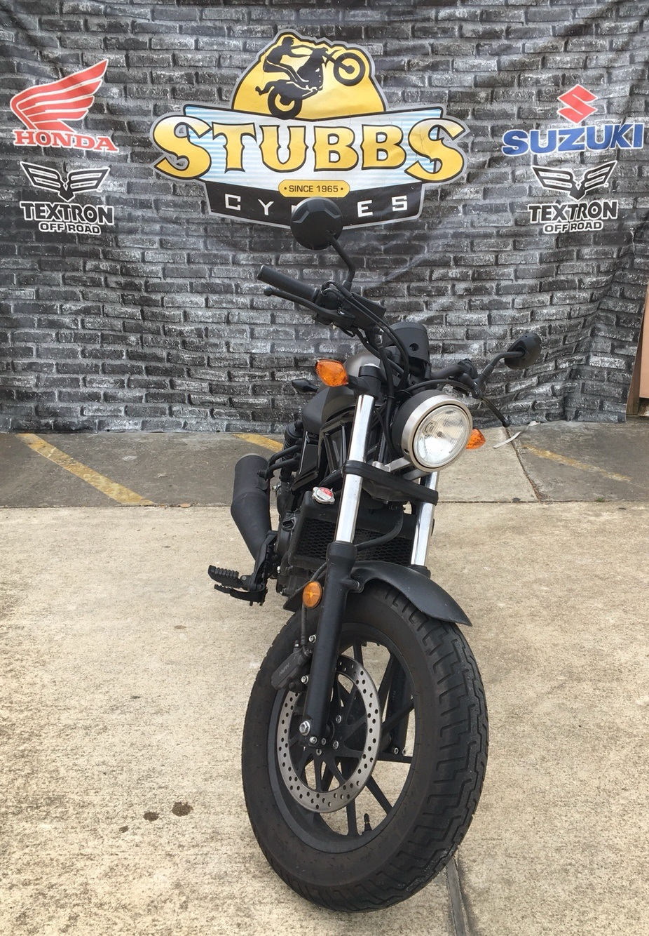 2019 Honda Rebel 300 in Houston, Texas - Photo 3