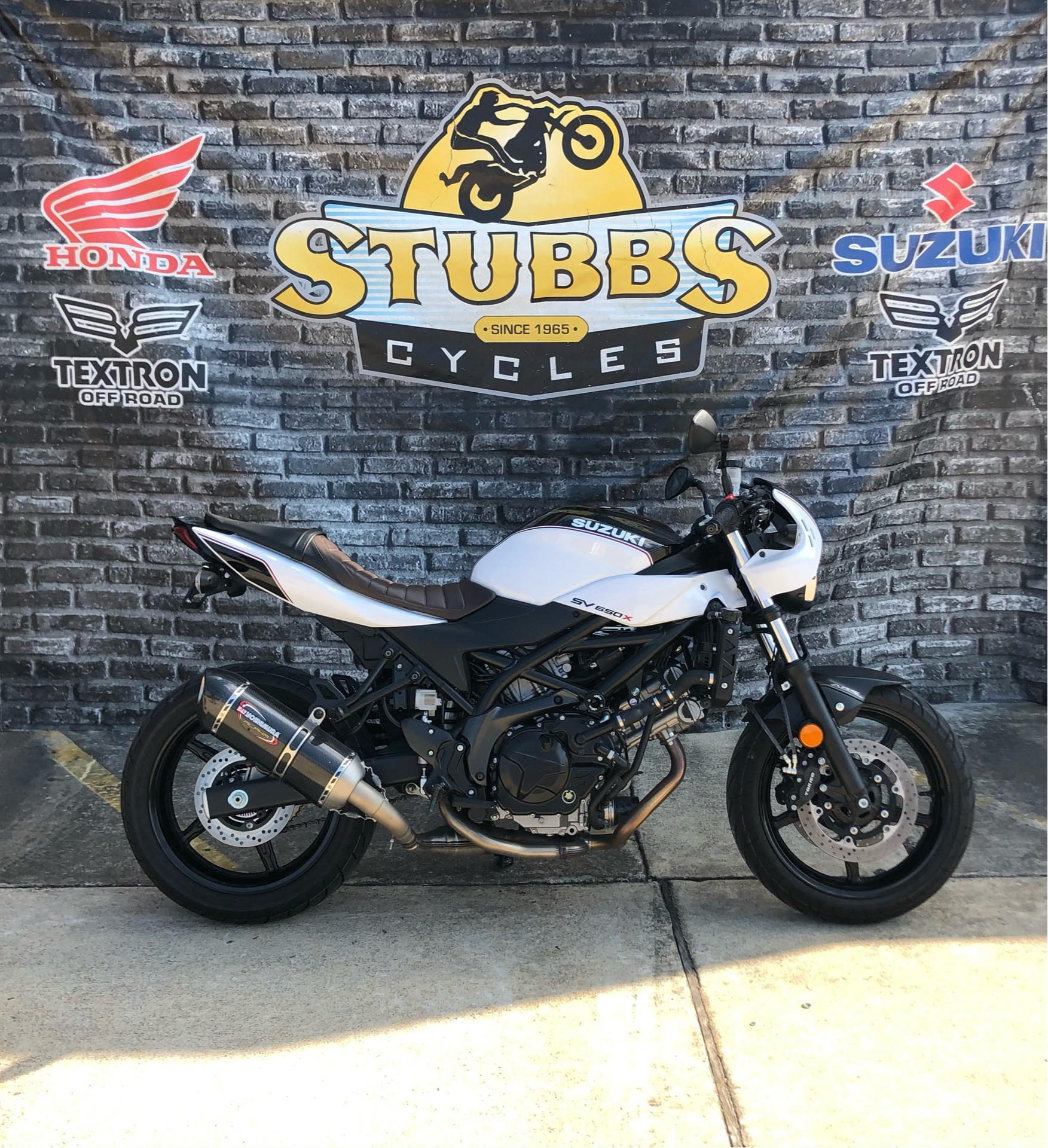 2019 Suzuki SV650X in Houston, Texas - Photo 1