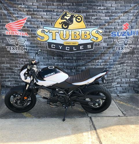 2019 Suzuki SV650X in Houston, Texas - Photo 2
