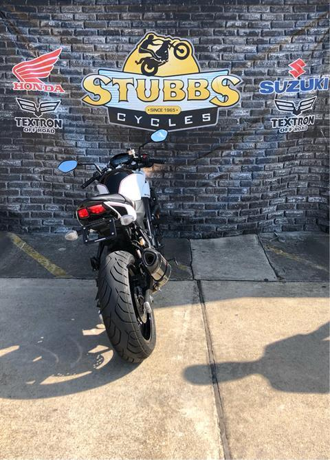 2019 Suzuki SV650X in Houston, Texas - Photo 3