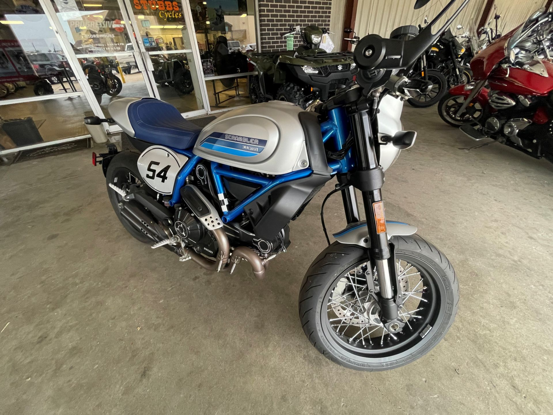 2019 Ducati Scrambler Icon in Houston, Texas - Photo 1