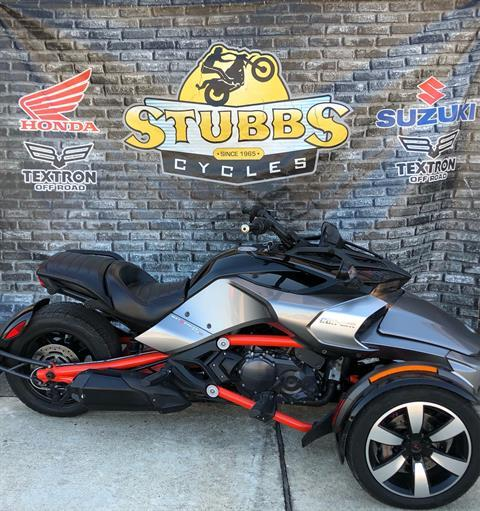 2015 Can-Am Spyder® F3-S SM6 in Houston, Texas - Photo 1