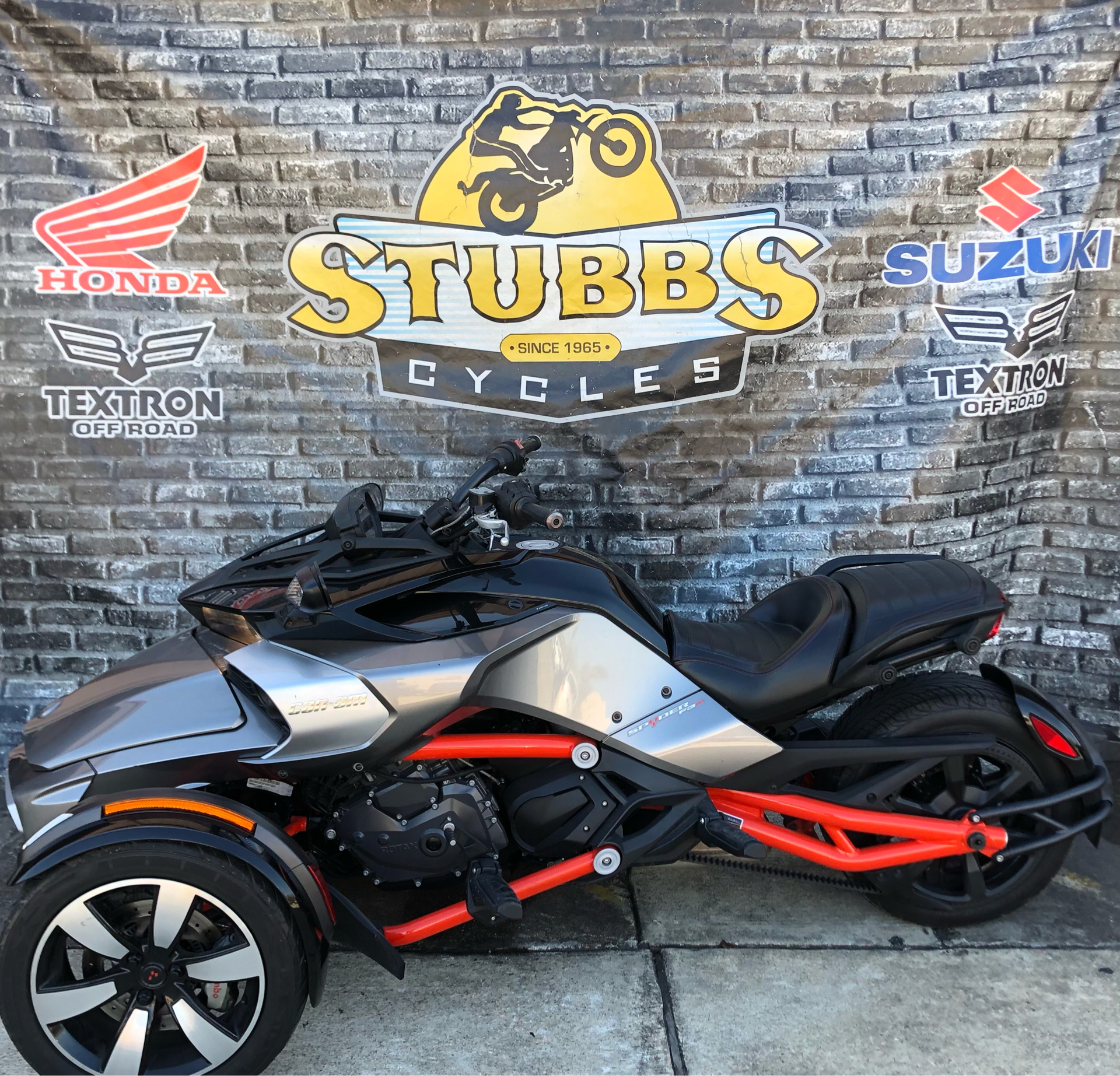 2015 Can-Am Spyder® F3-S SM6 in Houston, Texas - Photo 3