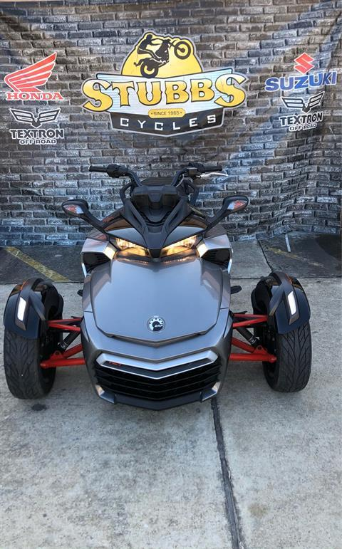 2015 Can-Am Spyder® F3-S SM6 in Houston, Texas - Photo 4