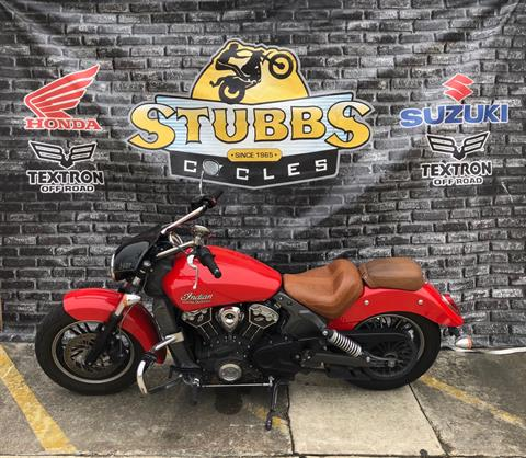 2016 Indian Scout® Sixty in Houston, Texas - Photo 3